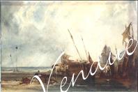 Aquarelle XIXe Chevaux sur site